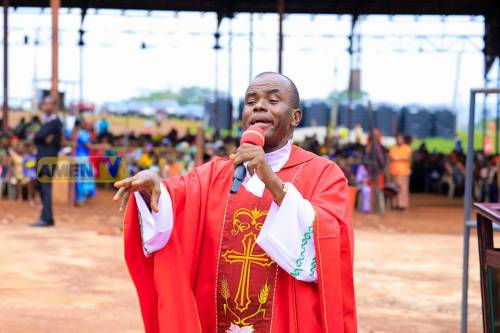 A Time Will Come When Nigerian Pastors Will Suffer If They Don't Speak Against Wickedness Now — Father Mbaka