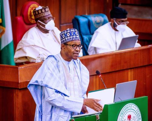 BREAKING: Senate Approves Buhari's N2.3Trillion Foreign Loan Request, To Push Public Debt To About N35Trillion