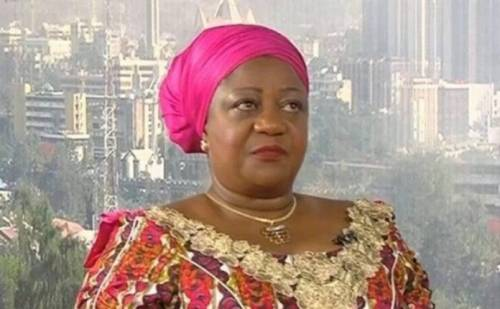 BUSTED: Document Confirms Buhari's Aide, Onochie Lied To Senate She Was Not An All Progressives Congress Member