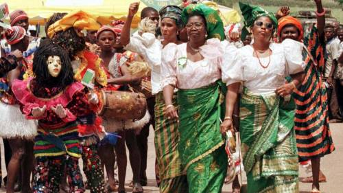 Be Free To Produce President For Northern Nigeria, Igbo Women React To NEF's Rejection Of Rotational Presidency