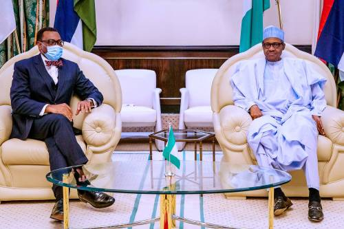 Buhari Government Should Manage Nigeria For All, Not For A Few Section, Religion—AfDB President