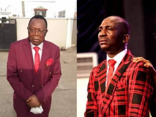Dunamis Church Pastor, Enenche Punishing Five #BuhariMustGo Activists Over SaharaReporters' Stories Against Him, Father-in-law— Source