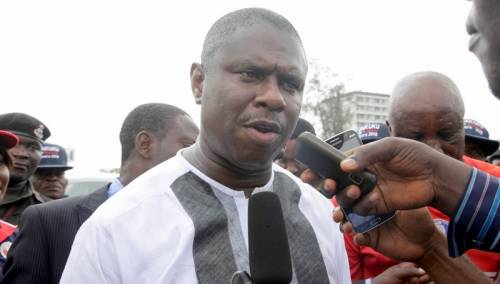 Ex-NIMASA DG, Peterside Accuses Rivers Governor, Wike Involvement In N3.5 Billion Fraudulent Road Projects