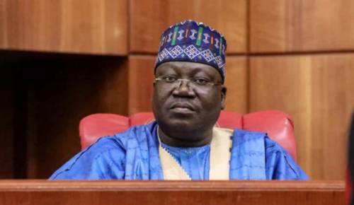 How I Received 900 Text Messages In One Day Over Tampering With Electoral Act – Senate President, Lawan