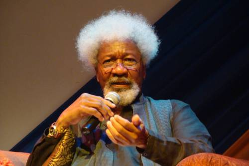 I Haven't Commented On Parties, Defections For Years— Soyinka