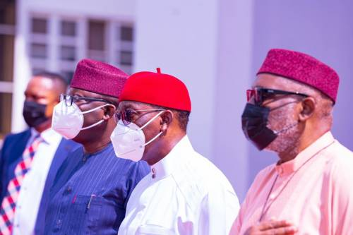 Igboho: Inform Us Before You Undertake Any Operation In Our States—Southern Governors Tell Police, Others