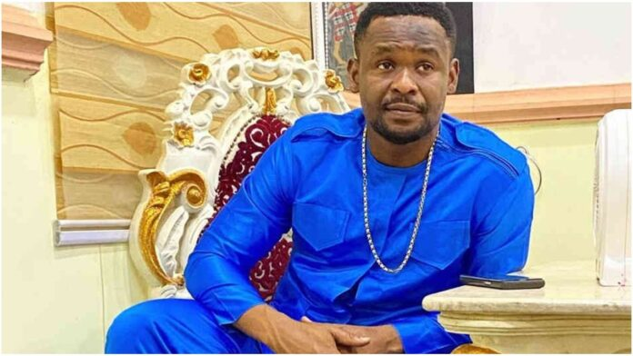 ''I'm the biggest actor in Africa, no one is bigger than me''- Actor, Zubby Micheal boasts