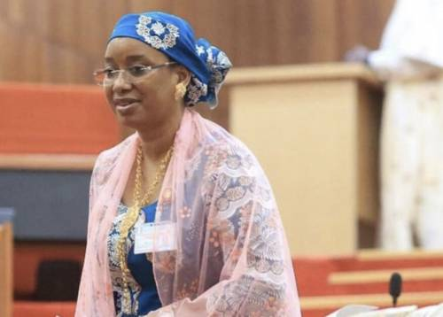 Nigerian Senator, Binani Reels Out Government's COVID-19 Palliatives, Other Interventions As Constituency Achievements