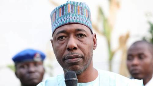 Presidency Should Go To The South In 2023—Borno Governor Backs Southern Counterparts