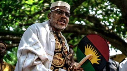 REVEALED: Details Of Car IPOB Leader, Kanu Was Driving When Abducted From Airport Parking Lot, Others