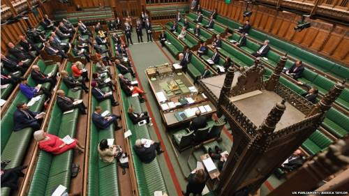 UK Parliament Set To Discuss Illegal Abduction, Torture, Repatriation Of Nnamdi Kanu From Kenya To Nigeria