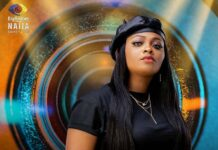 BBNaija: 'You're a married woman' - Tega under attack as Saga sees her nipple
