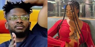 BBNaija: I want to have sex with you - Angel admits to Cross