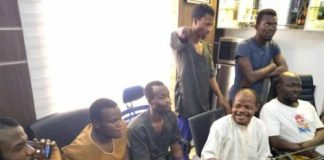 BREAKING: Lawless Department Of State Services Finally Releases 8 Detained Igboho's Aides, Illegally Keeps 4 In Custody