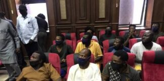 Court Fixes Date To Hear Lawless Department Of State Services' Suit Seeking Remand Of Four Igboho's Aides