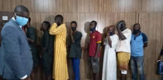 BREAKING: Lawless Department Of State Services Files Terrorism Charges Against Two Remaining Sunday Igboho's Aides