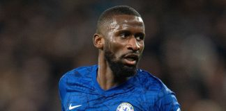 EPL Rudiger to receive 400000 a week offer to leave Chelsea