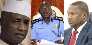 EXCLUSIVE: Nigeria's Attorney-General Malami, Ex-Sokoto Governor Move To Quash Probe Of Former Police Inspector-General, Others Involved In Police Equipment Fraud