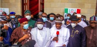 PDP governors zone national chairmanship to North