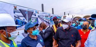 Sanwo-Olu inspect rail projects, expresses confidence on delivery date