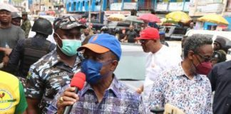 South-East Governor Leads Protest Against IPOB's Sit-at-home Order, Asks Traders To Reopen Shops