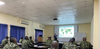 US Coast Guard trains with Nigerian Navy on Maritime Law enforcement capabilities