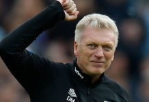 David Moyes hails West Ham resilience as win over Spurs