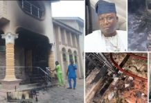 How Over 200 Soldiers, Lawless DSS Operatives Killed Unarmed People In Igboho's House, Stole Gold, Money, Others
