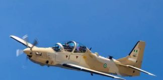 Nigeria Not Expected To Deploy Super Tucano To South-East – US Warns Buhari Government