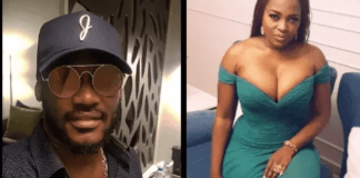 Pero Adeniyi reacts to being addressed as '2baba's first wife'