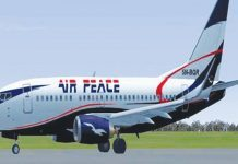 Suspend Air Peace license over flight delays, passengers asks government